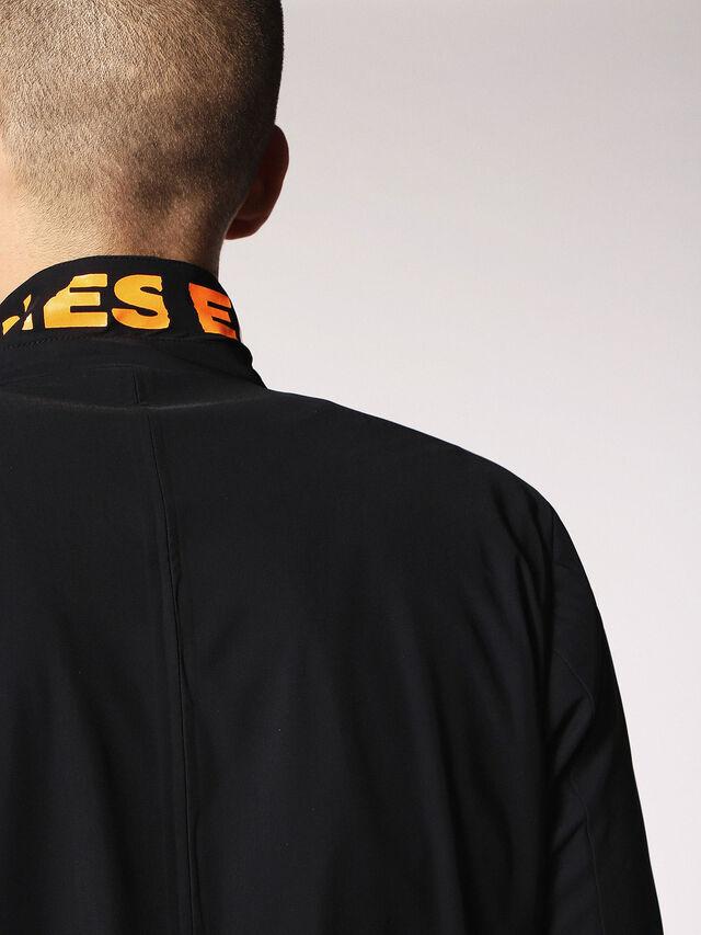 Diesel - J-FRAM, Black - Jackets - Image 6