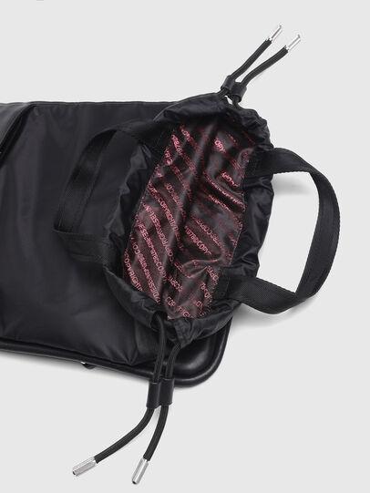 Diesel - EYEBAG, Black - Crossbody Bags - Image 4