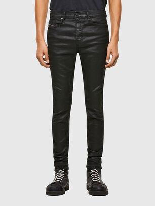 D-Reeft JoggJeans 069TE, Black/Dark grey - Jeans