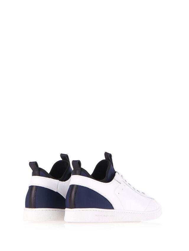 Diesel - S18ZERO, White - Sneakers - Image 3