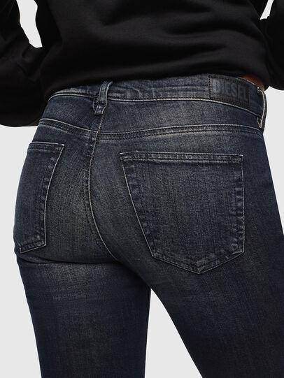 Diesel - D-Ebbey 069FX, Dark Blue - Jeans - Image 4