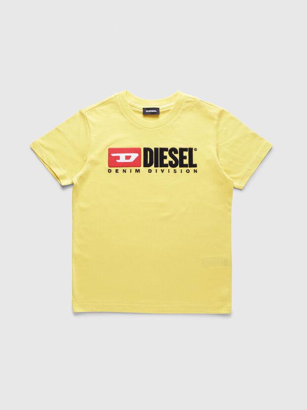 TJUSTDIVISION, Yellow - T-shirts and Tops
