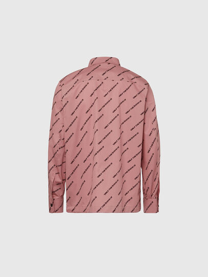 Diesel - S-JESSTA, Pink - Shirts - Image 2