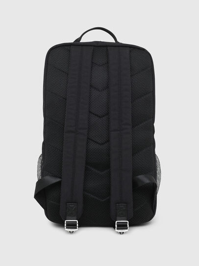 Diesel - PIEVE ZP, Black - Backpacks - Image 2