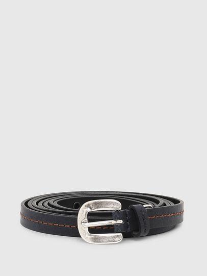 Diesel - B-DOUST, Dark Blue - Belts - Image 1