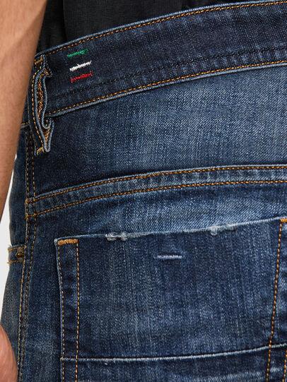 Diesel - Thommer 009JT, Dark Blue - Jeans - Image 4