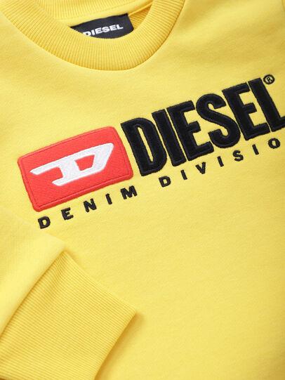 Diesel - SCREWDIVISIONB, Yellow - Sweaters - Image 3