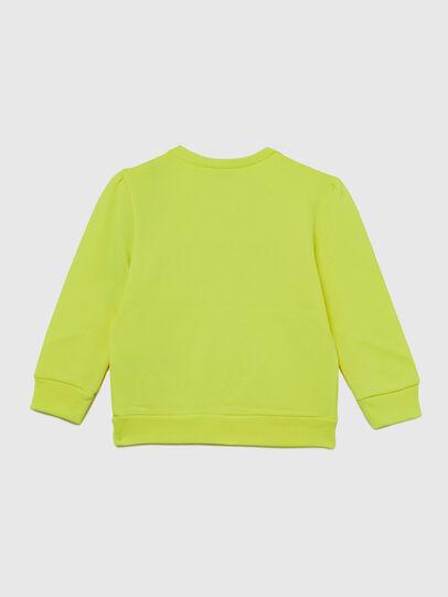 Diesel - SVELIB-R, Yellow - Sweaters - Image 2