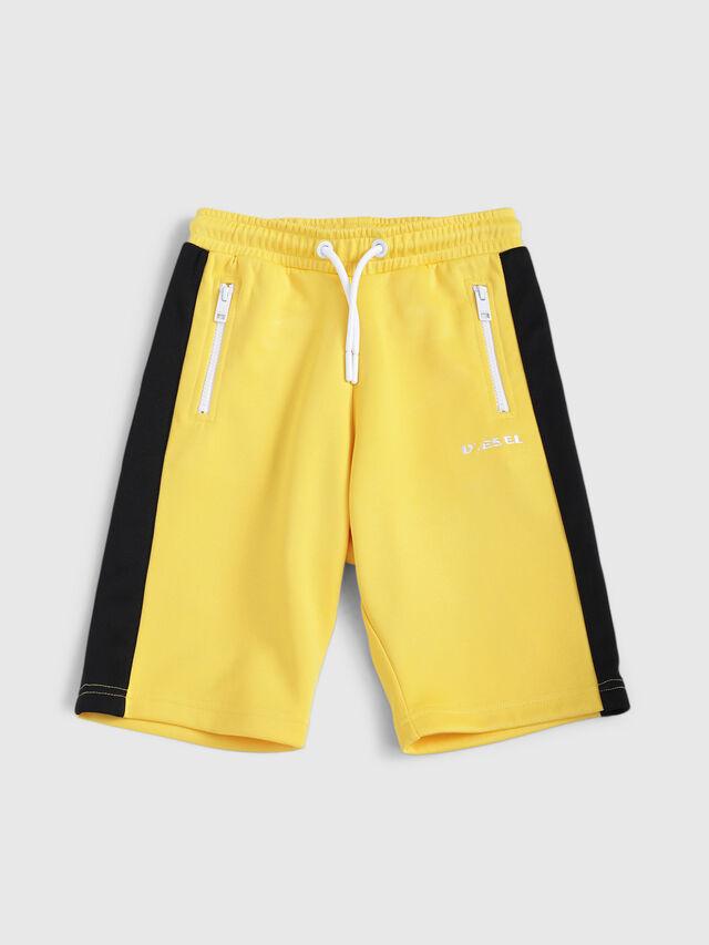 Diesel - PSKASH, Yellow - Shorts - Image 1