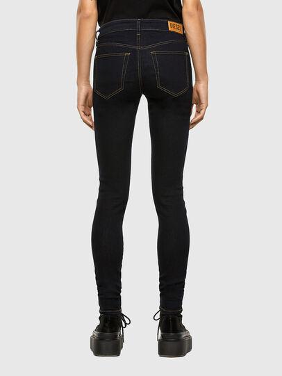 Diesel - Slandy 009CW, Dark Blue - Jeans - Image 2