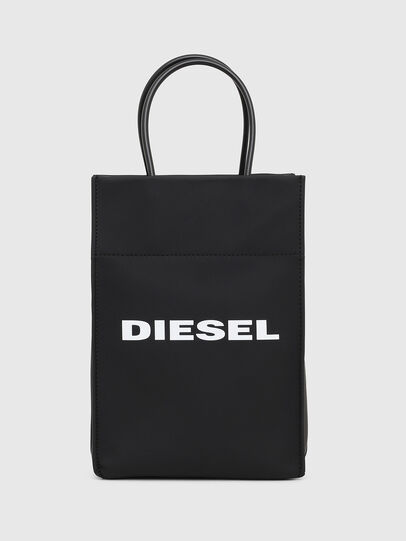 Diesel - SAKETTINO, Black - Shopping and Shoulder Bags - Image 2