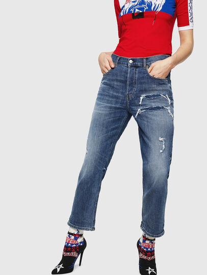 Diesel - Aryel 0890X, Medium blue - Jeans - Image 1