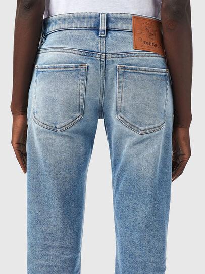 Diesel - D-Lyla 09B14, Light Blue - Jeans - Image 4