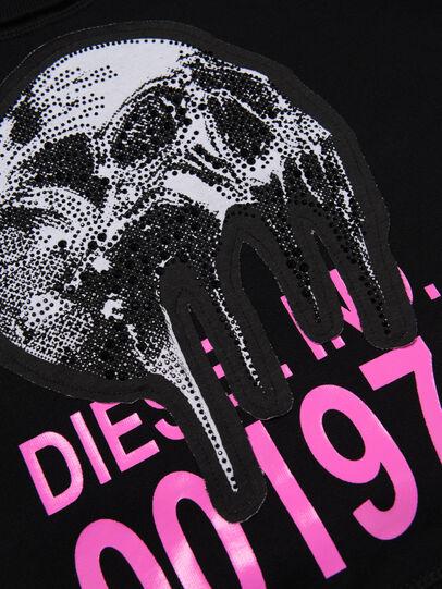 Diesel - SAMELY, Black - Sweaters - Image 3