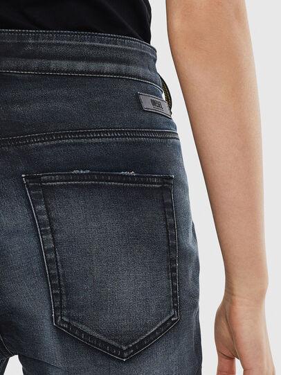 Diesel - Fayza JoggJeans 069MD, Dark Blue - Jeans - Image 5