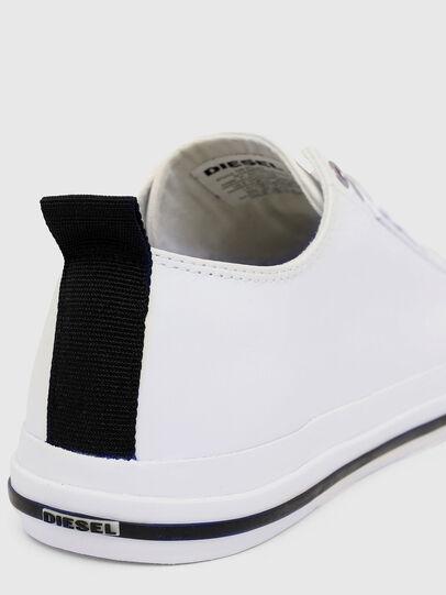 Diesel - S-ASTICO LOW CUT W, White - Sneakers - Image 5