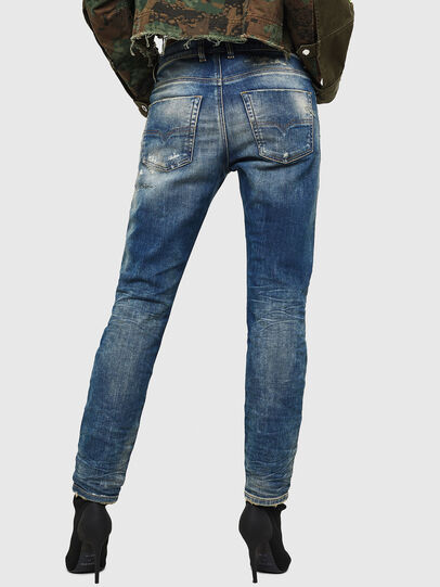 Diesel - Krailey JoggJeans 0870Q, Medium blue - Jeans - Image 2