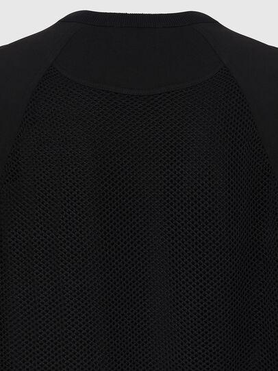 Diesel - M-PORTIA, Black - Knitwear - Image 5