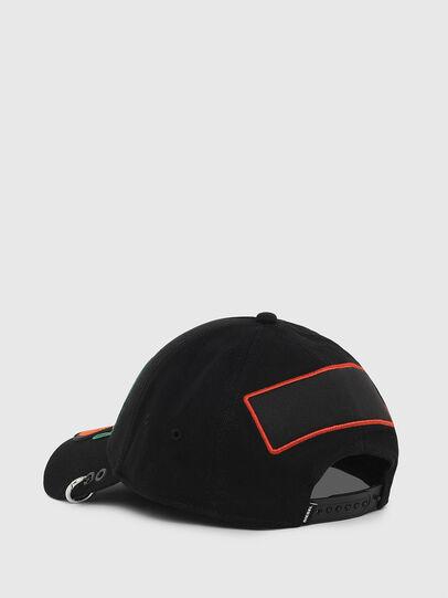 Diesel - CEGLE, Black - Caps - Image 2