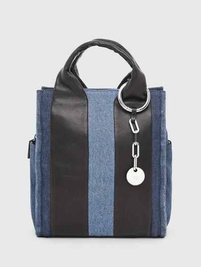 Diesel - GAYA, Blue Jeans - Crossbody Bags - Image 1