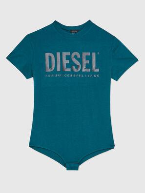 UFBY-BODYTEE, Water Green - Bodysuits