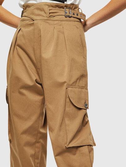 Diesel - P-CHIKU, Light Brown - Pants - Image 3