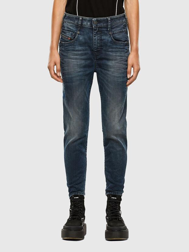 Fayza JoggJeans 069PD, Dark Blue - Jeans