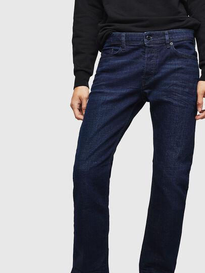 Diesel - Waykee 0860Z, Dark Blue - Jeans - Image 3