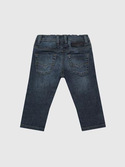 Diesel - KROOLEY-B JOGGJEANS-N, Dark Blue - Jeans - Image 2