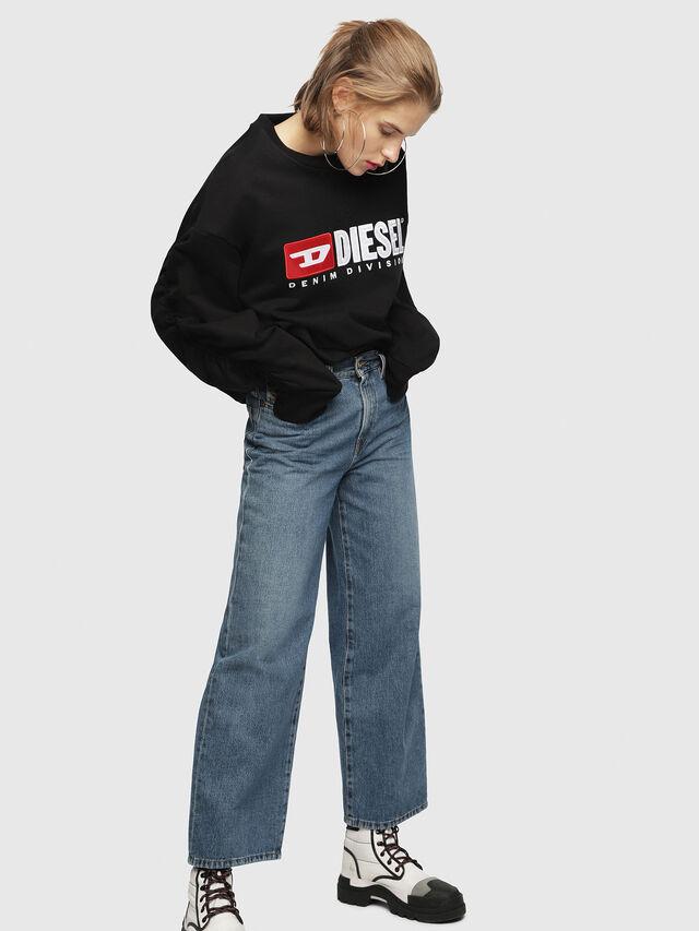 Diesel - F-ARAP, Black - Sweaters - Image 5