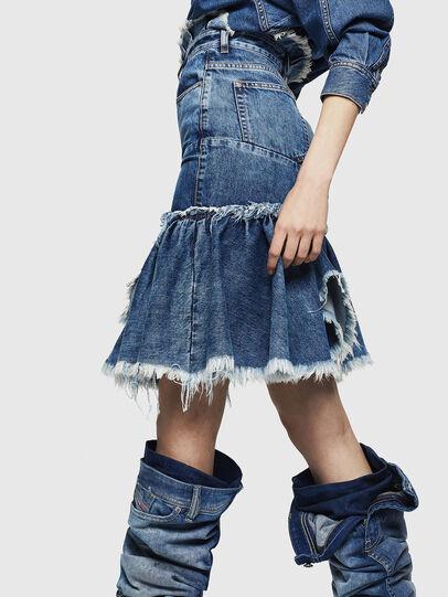 Diesel - DE-ALAYNA,  - Skirts - Image 8