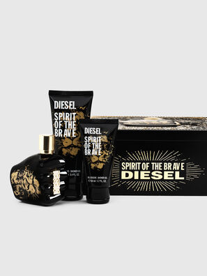 SPIRIT OF THE BRAVE 75ML METAL GIFT SET, Black - Only The Brave