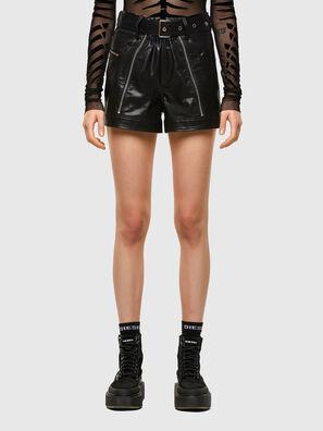 S-BONNIE, Black - Shorts
