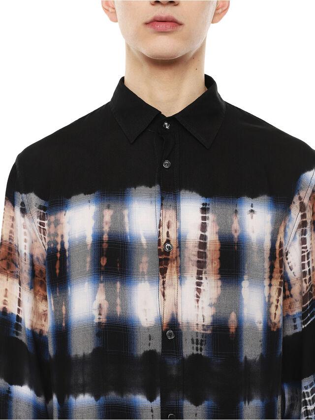 Diesel - SAMOUT, Dark Blue - Shirts - Image 3