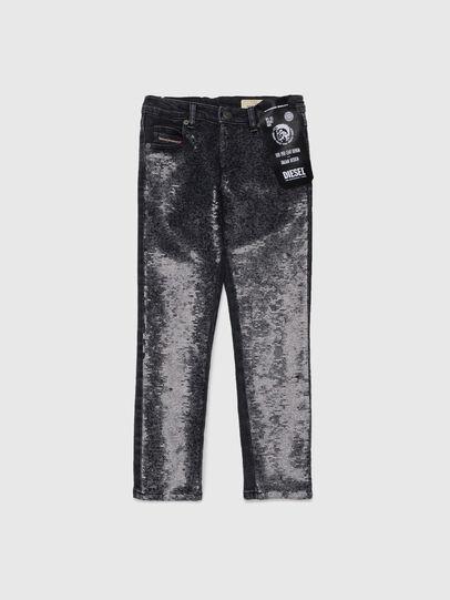Diesel - BABHILA-J-SP1, Black - Jeans - Image 1