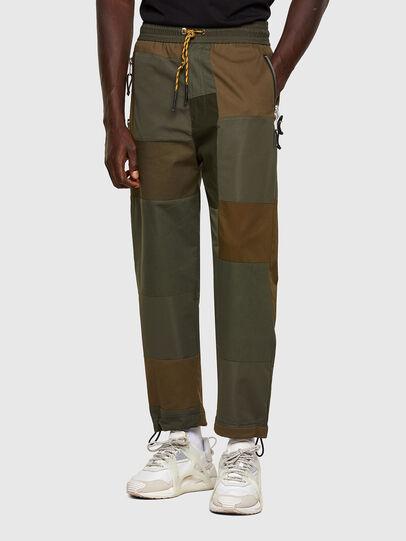 Diesel - P-HOR, Military Green - Pants - Image 1