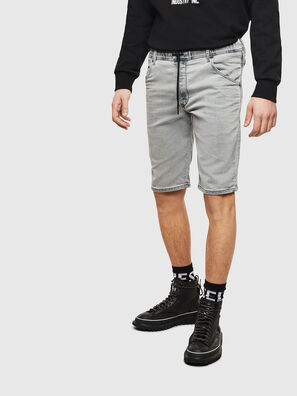 D-KROOSHORT JOGGJEANS, Light Blue - Shorts