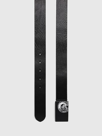 Diesel - B-MOQUE, Black - Belts - Image 3