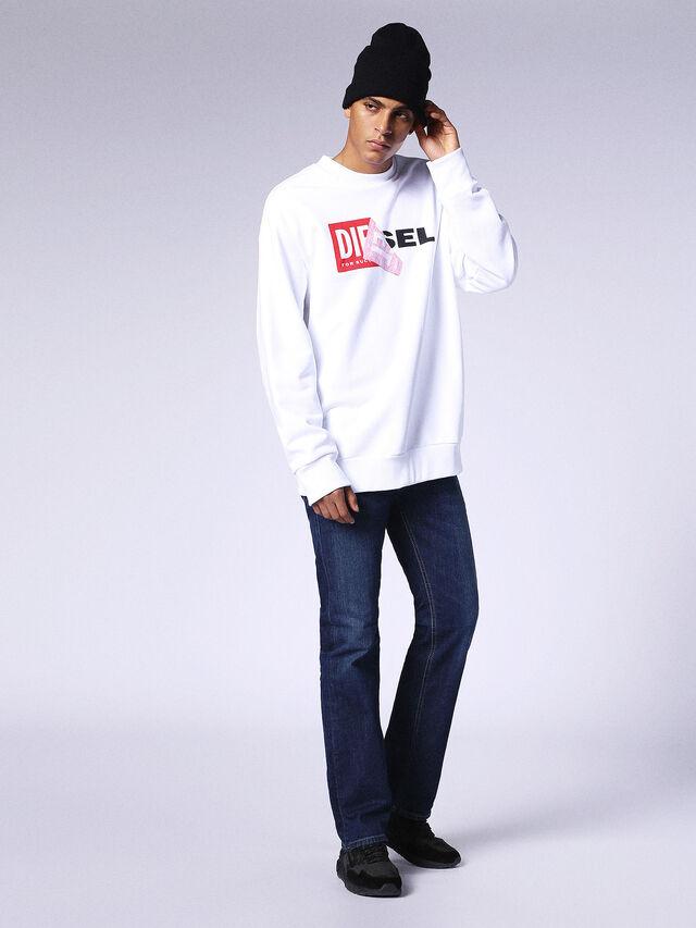 LARKEE 084NR, Blue jeans