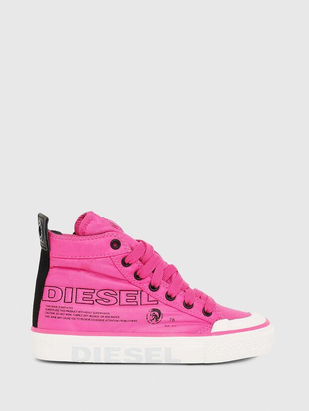 SN MID 07 MC LOGO CH, Pink - Footwear