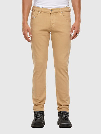 Diesel - D-Yennox 009HA, Light Brown - Jeans - Image 1