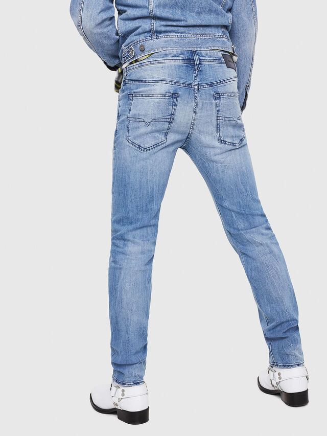 Diesel - Buster 081AL, Light Blue - Jeans - Image 2