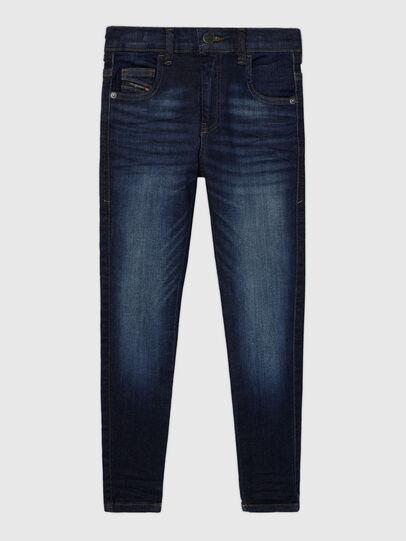 Diesel - D-SLANDY-HIGH-J, Dark Blue - Jeans - Image 1