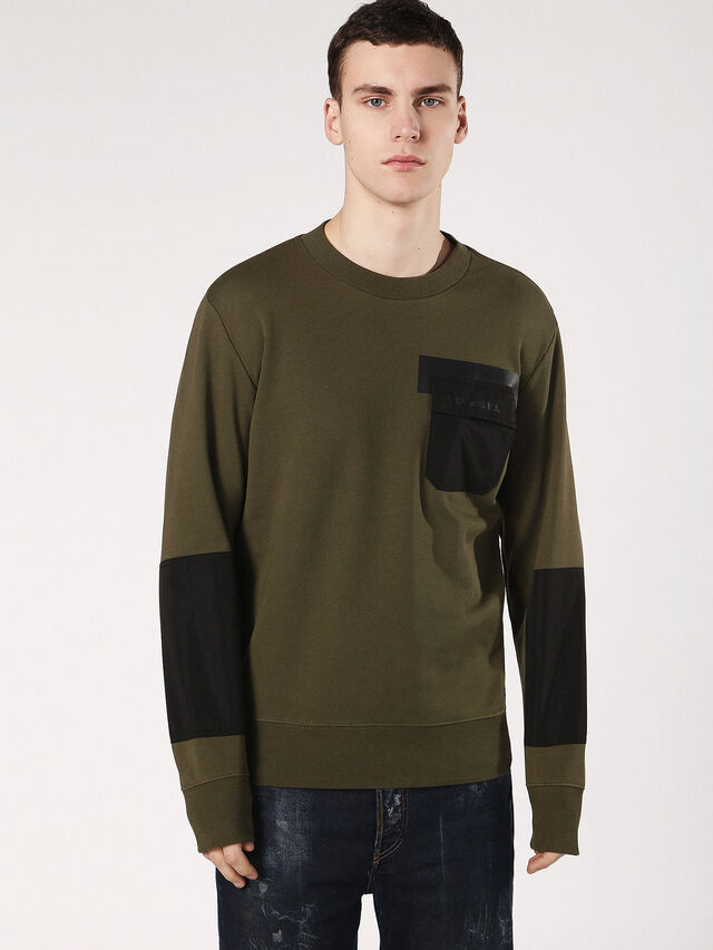 S-CROME, Military Green