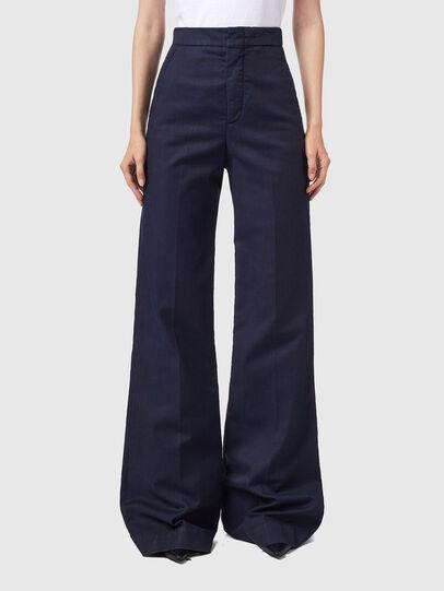 Diesel - D-Ebbey JoggJeans® 0CEAT, Dark Blue - Jeans - Image 1