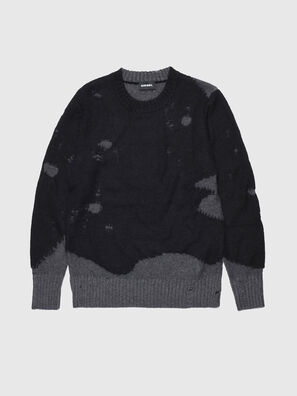 KSLOUR, Black - Knitwear
