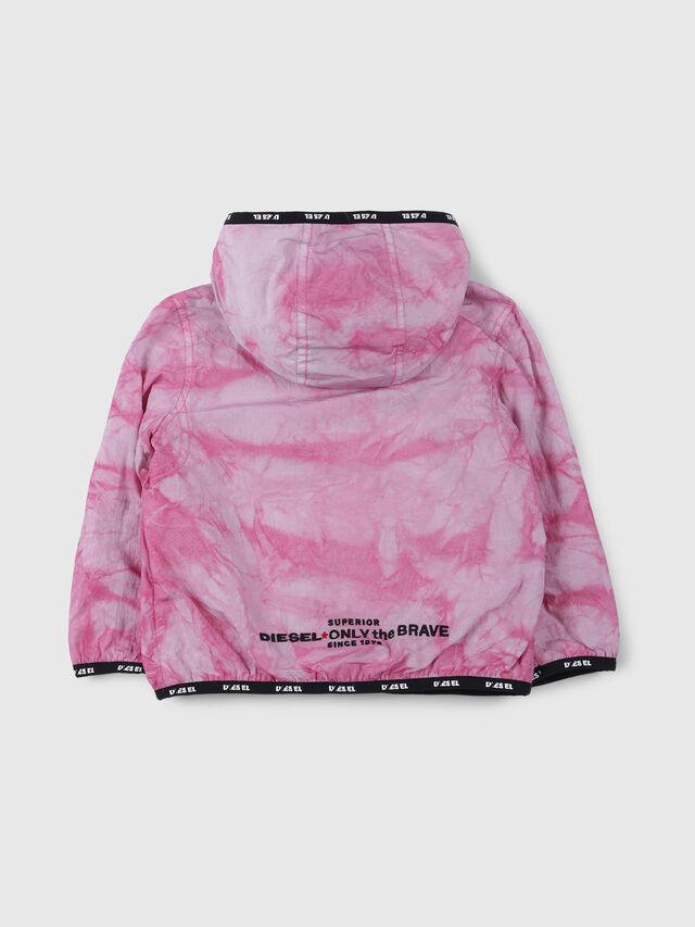 Diesel - JOSTYB, Pink/White - Jackets - Image 2