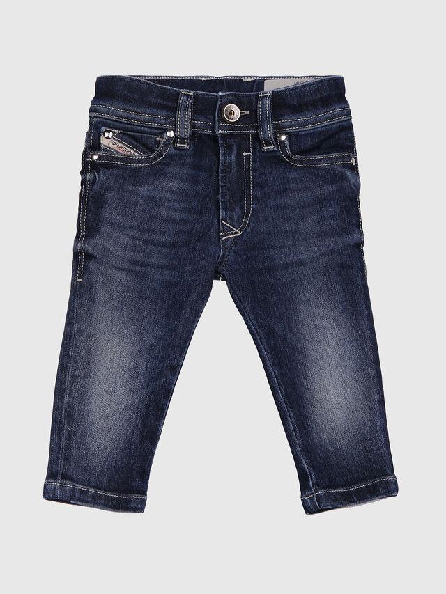 KIDS SLEENKER-B-N, Blue Jeans - Jeans - Image 2