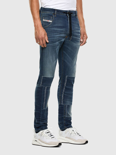 Diesel - Krooley JoggJeans 069NK, Medium blue - Jeans - Image 6