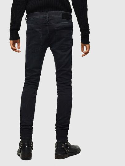 Diesel - D-Reeft JoggJeans 069KJ, Black/Dark grey - Jeans - Image 2